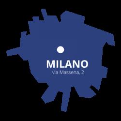 DIME Spa - Inquadramento via Massena - Milano