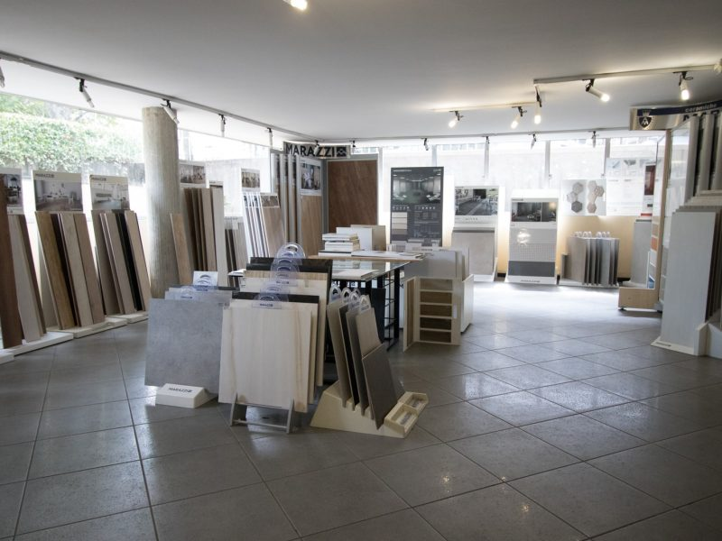 DIME Spa - Esposizione via Don Minzoni, 69 - Castellanza (VA) - Esposizione Marazzi