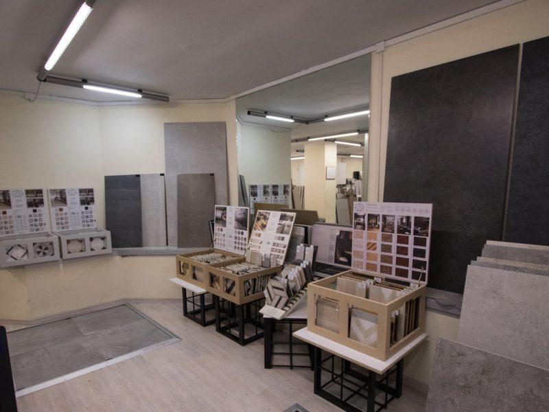 DIME Spa - Showroom via Massena, 2A - Milano - Esposizione