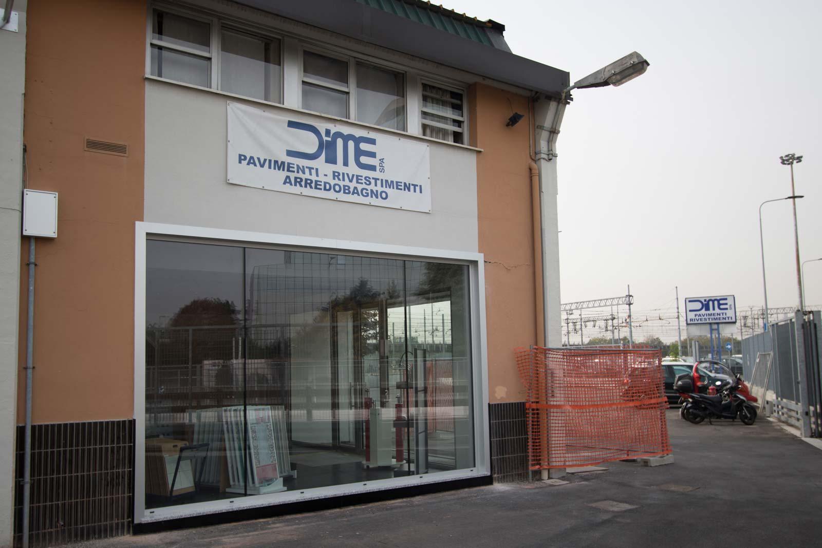 DIME Spa - news, nuova sede di via Stephenson a Milano